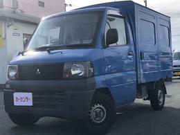 三菱 ミニキャブトラック 660 パネルバン 車検令和4年8月 エアコン AT車