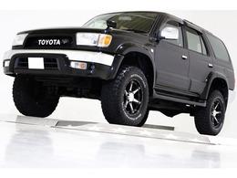 トヨタ ハイラックスサーフ 2.7 SSR-X Vセレクション 4WD リフトUP ヴィンテージグリル 社外17AW