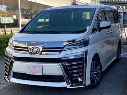 トヨタ ヴェルファイア 2.5 Z Gエディション ナビ・フルセグTV・本革シート・Wルーフ