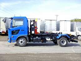 車両総重量7955kg 最大積載量3600kg