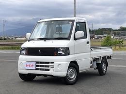 三菱 ミニキャブトラック 660 Vタイプ 4WD 車検令和5年2月