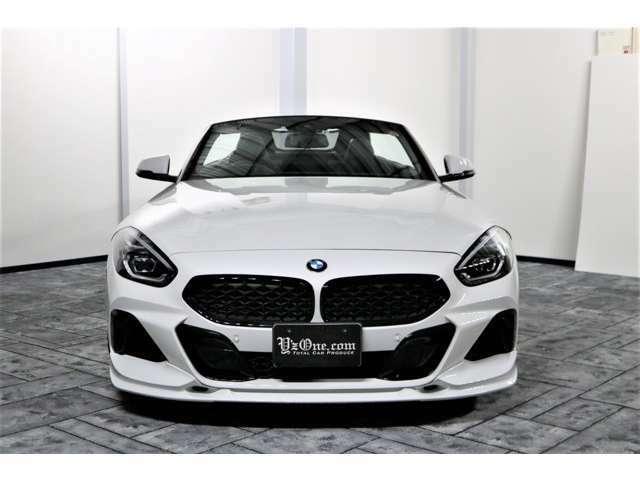 BMWのプレミアム・オープン・モデルBMW Z4。今回、約2年ぶりに復活BMWのプレミアム・オープン・モデルBMW Z4 M40iが入庫しました!!