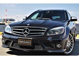 AMG Cクラスワゴン C63ステーションワゴンパフォーマンスPKG 法人禁煙屋根保管純正HDDパフォーマンスPKG