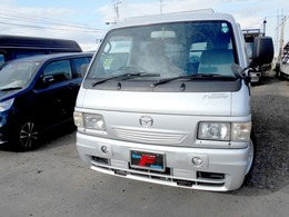 マツダ ボンゴブローニイバン 2.5 GL 低床 ロング ディーゼル 4WD