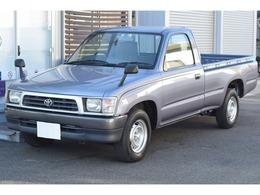 トヨタ ハイラックス 2.0 デラックス シングルキャブ 低床 一方開 5速マニュアル/エアバック/AC/記録簿