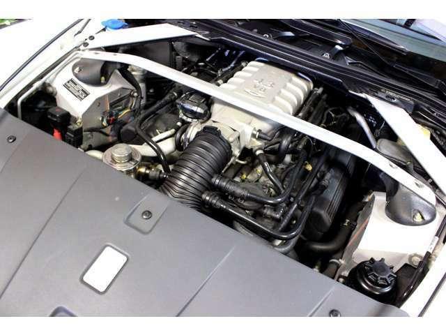 ☆★★☆アストンマーティン4.3LV型8気筒ドライサンプ式エンジンは快調でオイル漏れなども皆無で良く整備されております^^ぜひ一度ご来店いただきご試乗くださいませ!!☆★★☆