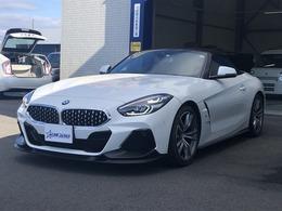 BMW Z4 sドライブ 20i Mスポーツ 4本出しマフラー 3Dデサインエアロ ナビ