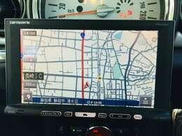 【社外HDDナビ】CD/音楽録音/AM/FM(AVIC-HRV110)運転がさらに楽しくなりますね♪