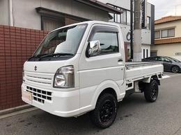 スズキ キャリイ 660 KC 3方開 4WD 2インチリフトアップ