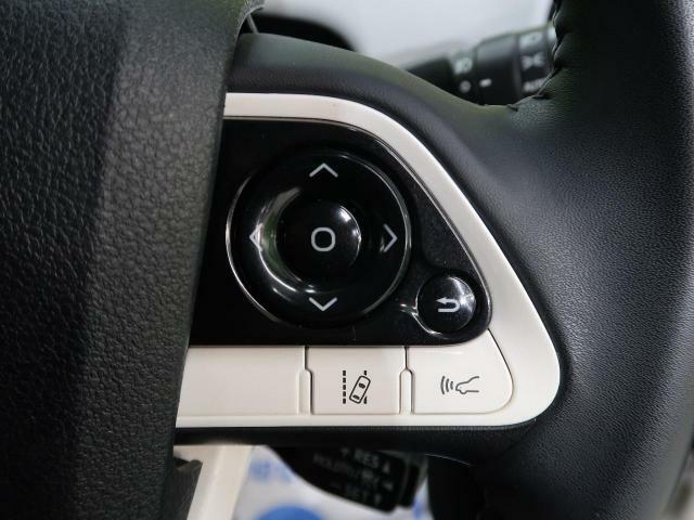◆【トヨタセーフティセンス】衝突軽減ブレーキやオートハイビーム、レーンキープなどの予防安全装備を搭載しています。