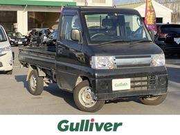 三菱 ミニキャブトラック 660 Vタイプ 4WD 1オーナー 4WD スペアキー