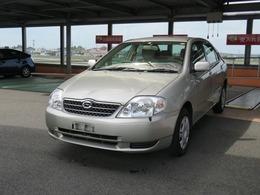 トヨタ カローラ 1.5 G キーレス CD Wエアバック MT車