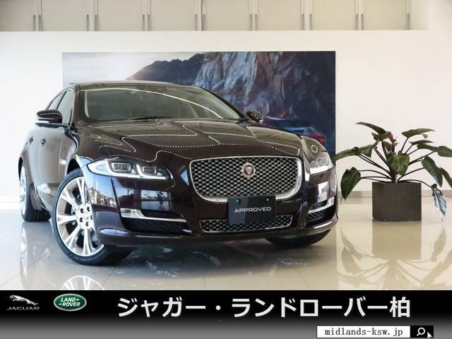 Jaguarブランドのフラッグシップサルーン、3L S/C搭載のプレミアムラグジュアリーをご紹介。後席を含む全席シートヒーター&クーラー、大口径20インチA/W、フルLEDヘッド、ほかメーカーオプション多数の1台です!