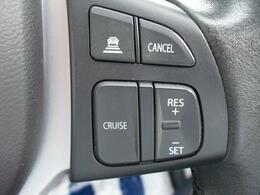 アダプティブクルーズコントロールシステムも付いてます!運転操作の負担も軽減!