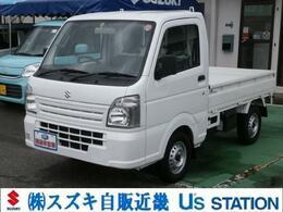 スズキ キャリイ 660 KCエアコン・パワステ 3方開 2WD 5MT 新車保証継承