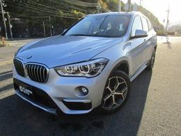 BMW X1 sドライブ 18i xライン 純正18AW 車線逸脱警報 キーレス