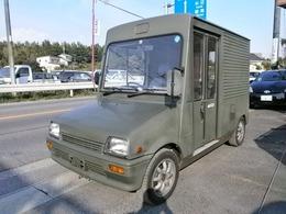ダイハツ ミラウォークスルーバン 2ドア 1989年登録車