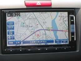 ★ホンダ純正メモリーナビゲーション装備車★ 知らない道もナビゲーションが案内します!楽しい旅行をサポートしてくれます。音楽CD、ラジオ、TVが付いてます。