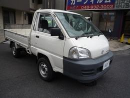 トヨタ タウンエーストラック 1.8 DX シングルジャストロー ロングスチールデッキ 三方開 4WD 17100KM