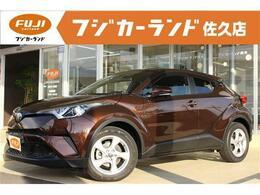 トヨタ C-HR 1.2 S-T 4WD トヨタセーフティセンス 純正9インチナビ