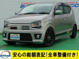 スズキ アルト ワークス 660 4WD MTMナビ1セグHIDETC車高調オ-トライト