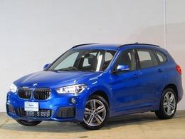 BMW X1 xドライブ 18d Mスポーツ 4WD 認定中古車 純正ナビ Bカメ ETC PDC