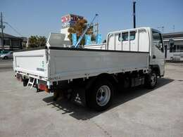 H26 三菱 キャンター 平ボディ 積載1500kg 走行180000km ボディ内寸長さ3110mm 幅1610mm 高さ380mm