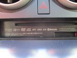 DVD再生可能です!ブルートゥース接続可能です!