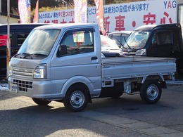 スズキ キャリイ 660 KCエアコン・パワステ 3方開 4WD マニュアル 41422km