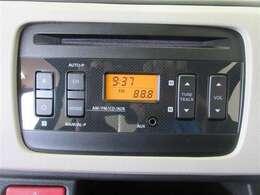 CDチューナーが付いています!!好きな音楽を聴きながらドライブを!!