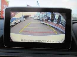 純正SDナビ付き♪ ガイド線付バックカメラで駐車も安心ですね♪