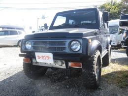 スズキ ジムニーシエラ 1.3 4WD CD 車検2年受渡 アルミ 5MT