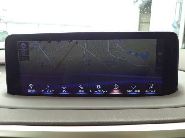 パノラミックビューモニターで長距離ドライブも安心です!