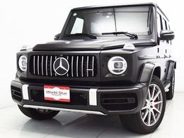 メルセデスAMG Gクラス G63 4WD デジーノマグノナイトブラック/禁煙車
