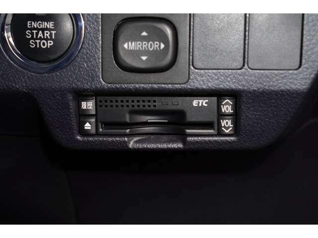 Bプラン画像:【ETC】が装備されております。高速道路でもご安心でございます♪