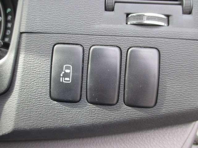 ☆パワースライドドア付きですので、ボタンを押せば自動でドアの開閉可能です☆