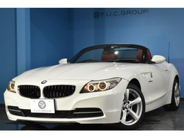 BMW Z4 sドライブ 23i ハイラインパッケージ 直6 電動OP 赤革 フルセグ パドルS 2年保証
