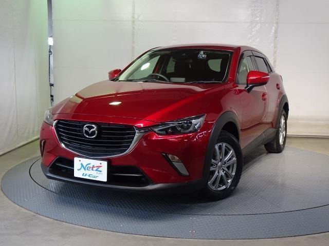 CX-3 XD 4WDが仲間入りしました♪