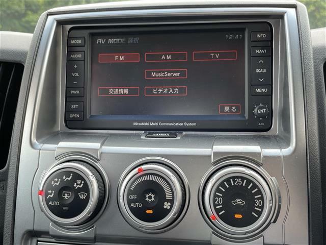 ◆純正ディーラーナビ【バラエティー性に富んだ装備なので道案内だでなくドライブを楽しくさせてくれます】