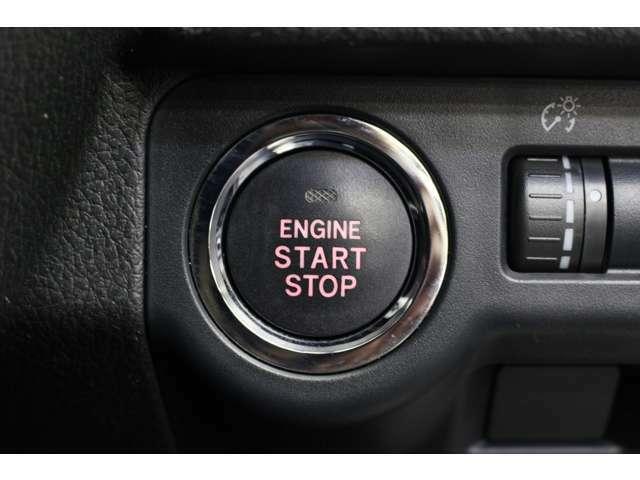 スマートキータイプのお車なので、鍵を取り出す手間が必要なく、とても快適にお乗り頂けます。