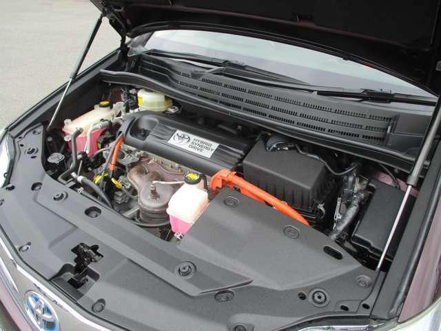 電子制御式燃料噴射装置になっており、走りもスムーズですし、燃費もいいんですよ。快適なドライブをお楽しみ下さい♪