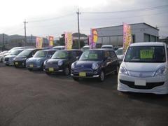ダイハツ車のみならず各社の新車・中古車お取扱い中です。