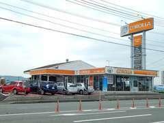 大津店にU-CarコーナーがOPENいたしました。U-Carのご相談も当店スタッフにお任せください。