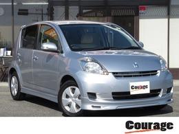 トヨタ パッソ 1.3 G Fパッケージ ナビ/地デジ/スマートキー/フルエアロ