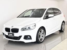 BMW 2シリーズアクティブツアラー 218i Mスポーツ コンフォートA Bカメ LED オートT 18AW