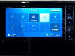 最新地デジフルTVナビ。DVD再生、音楽録音、Bluetooth搭載。ミラーリングKITも取付可能です。ご相談下さい。