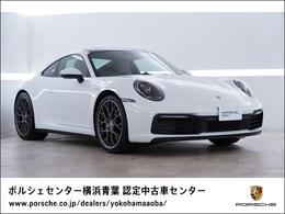 ポルシェ 911 カレラS PDK スポーツクロノ 電動ガラスサンルーフ