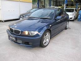 BMW 3シリーズクーペ 318Ci Mスポーツパッケージ サンルーフ