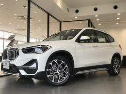 BMW X1 xドライブ 18d xライン 4WD 弊社デモカー禁煙車HDDナビバックカメラ