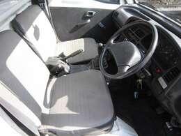 内装 運転席